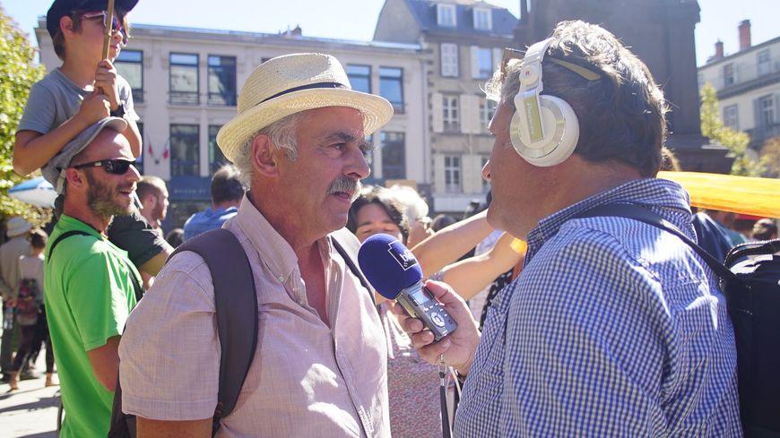 Thierry Dalbavie, pionnier de l'éducation à l'environnement en Auvergne