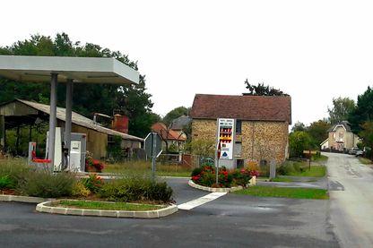 La station-service de Coussac-Bonneval a ouvert en octobre 2016