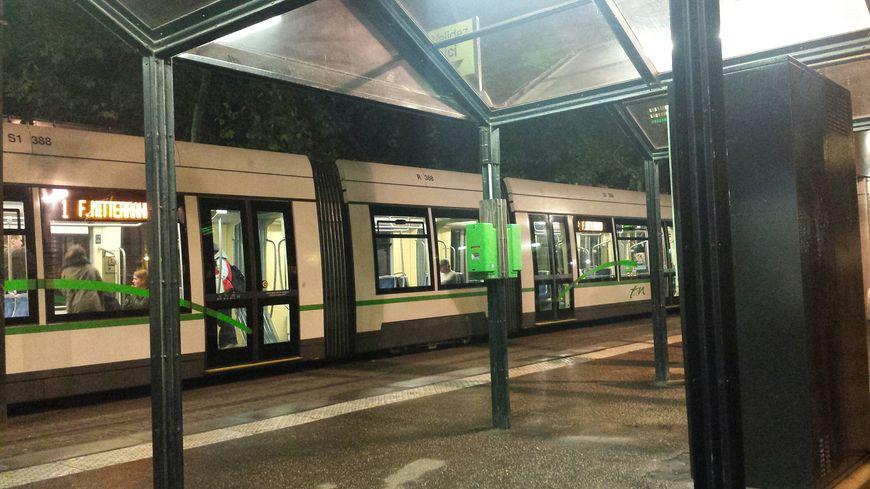 Le tram Nantais