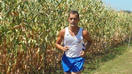 Le Lotois Nicolas Curci est un habitué des courses longues distances, il compte mettre à profit son endurance pour décrocher un CDI.