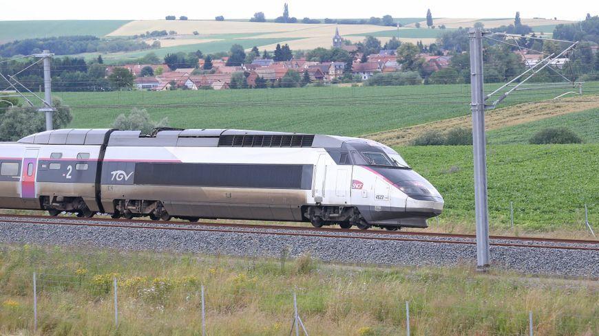 Septembre 1990, le TGV arrive à Bordeaux