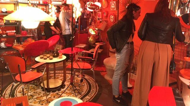 Tout au long du week-end, le salon du vintage permet de (re)découvrir les années 1950 à 1970 à Limoges.