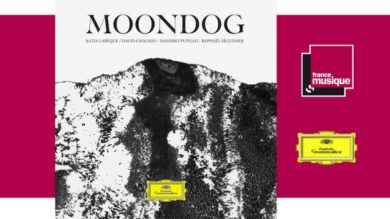 Katia Labèque - Moondog chez Deutsche Grammophon