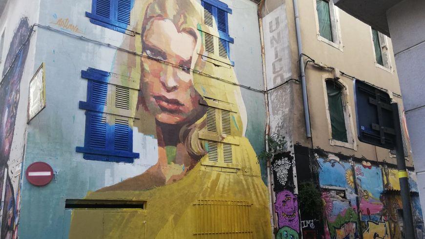 De nouvelles peintures de street art sont à décourvrir dans les quartiers Gambetta et Richelieu à Nîmes