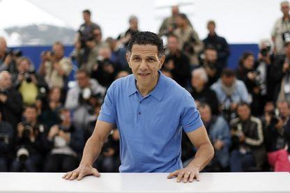 L'acteur et réalisateur franco-marocain Roschdy Zem, pour un photocall au Festival de Cannes