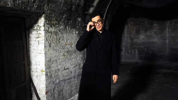 Romeo Castellucci : « Il y a une profondeur spirituelle dans le kitsch  »