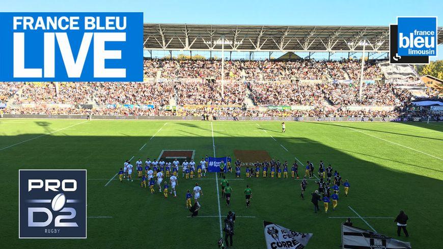 Deuxième sortie de la saison à domicile ce dimanche pour Brive contre Béziers