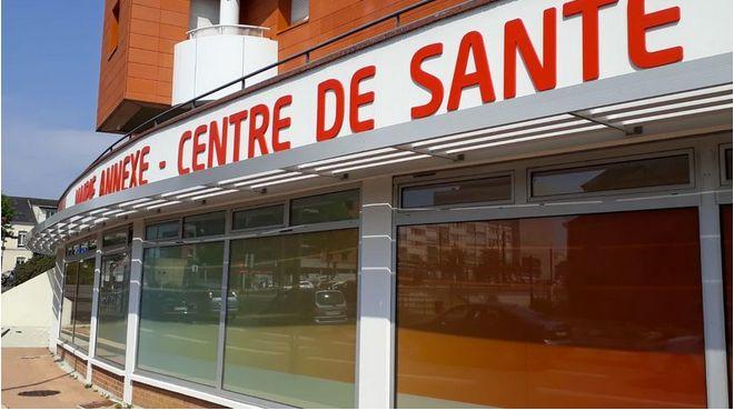 Le centre municipal de santé du Mans est installé dans le quartier Pontlieue