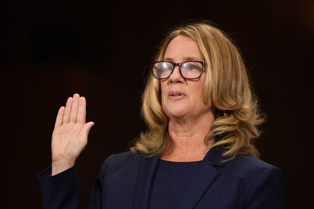 Etats-Unis : Christine Blasey Ford a confirmé ses accusations contre Kavanaugh jeudi devant le Sénat