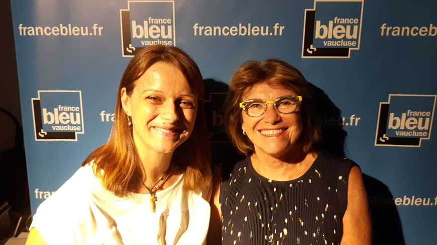 Marie Louise Ripoll et Nicole Dubail