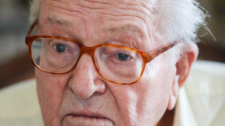 Le fondateur du Front National, Jean-Marie Le Pen est aujourd'hui âgé de 90 ans.