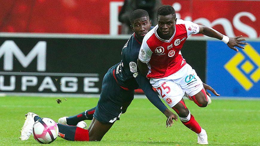 Moussa Doumbia n'a pas réussi à faire la différence face à Dijon.