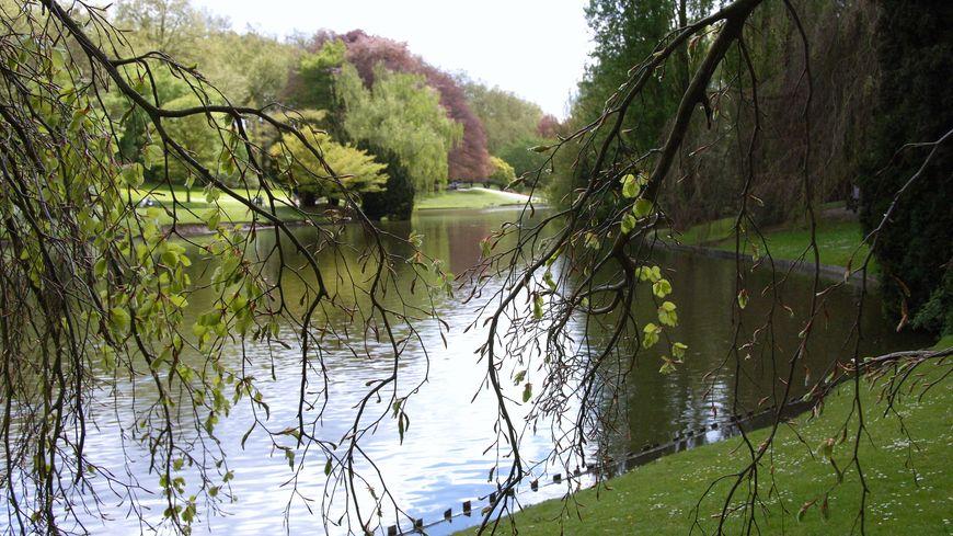 Le parc où a eu lieu l'agression est connu pour son étang et ses aires de jeux pour enfants. ILLUSTRATION