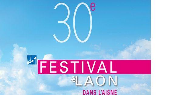 30e Festival de Laon dans l'Aisne - du 21 septembre au 9 novembre 2018