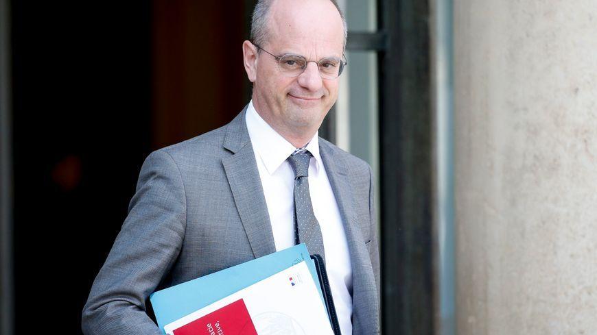 Jean-Michel Blanquer, le ministre de l'Éducation Nationale.