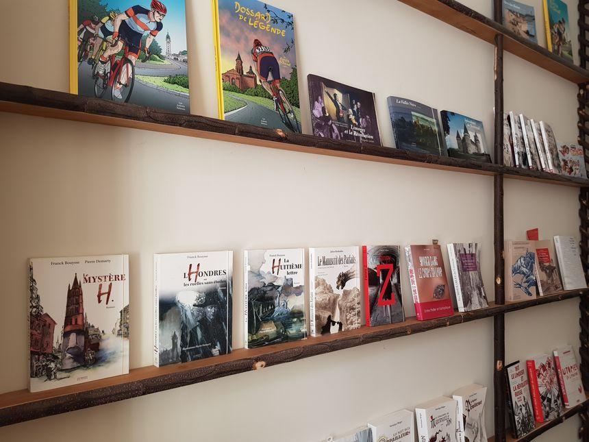Les Ardents Editeurs représente une belle collection de beaux livres entièrement consacrée au patrimoine Limousin