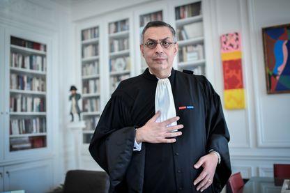 Ardavan Amir-Aslani, avocat franco-iranien