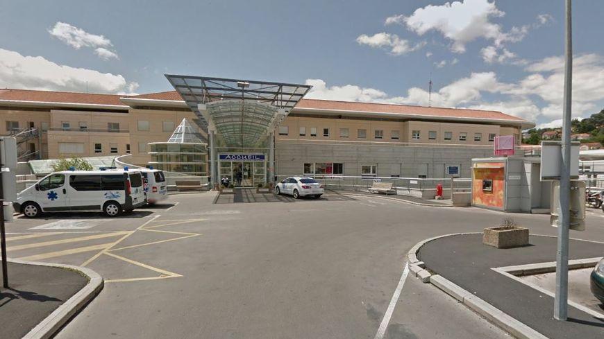 Capture d'écran de l'hôpital du Puy-en-Velay, Émile Roux