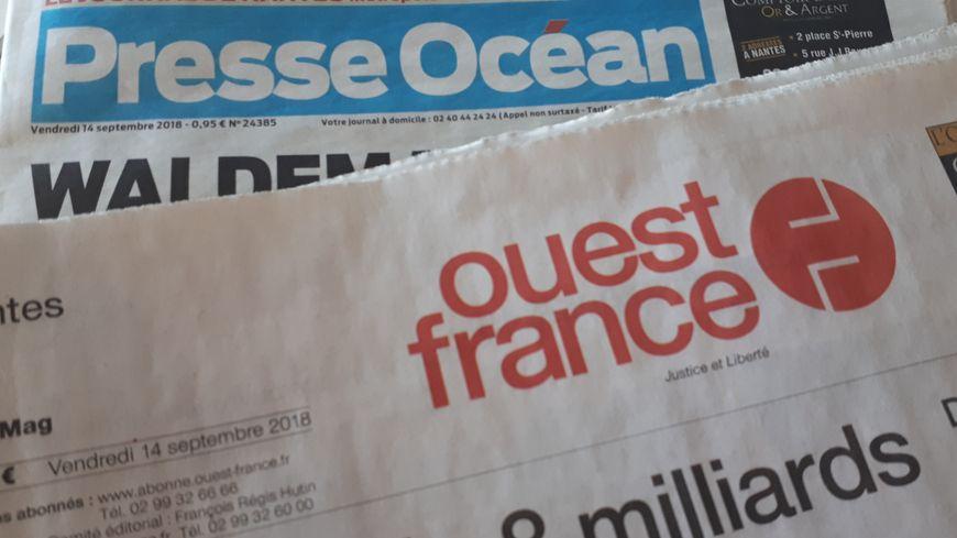 Préavis de grève à Ouest-France