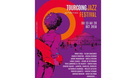 32e édition du Tourcoing Jazz Festival, du 13 au 20 octobre 2018