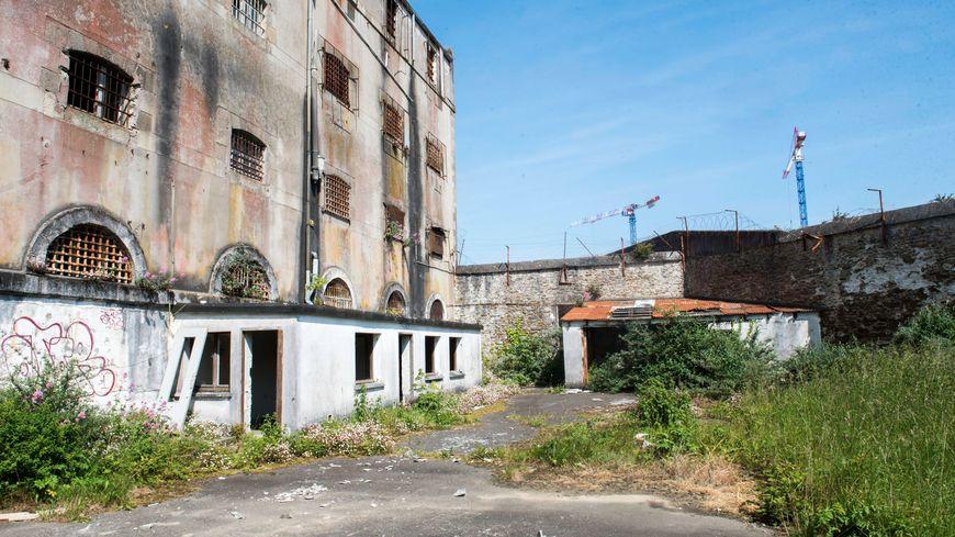 L'ancienne prison de Pontaniou à Recouvrance est fermée depuis 1990