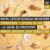 Le Sacre du printemps de Stravinsky dirigé par Mariss Jansons