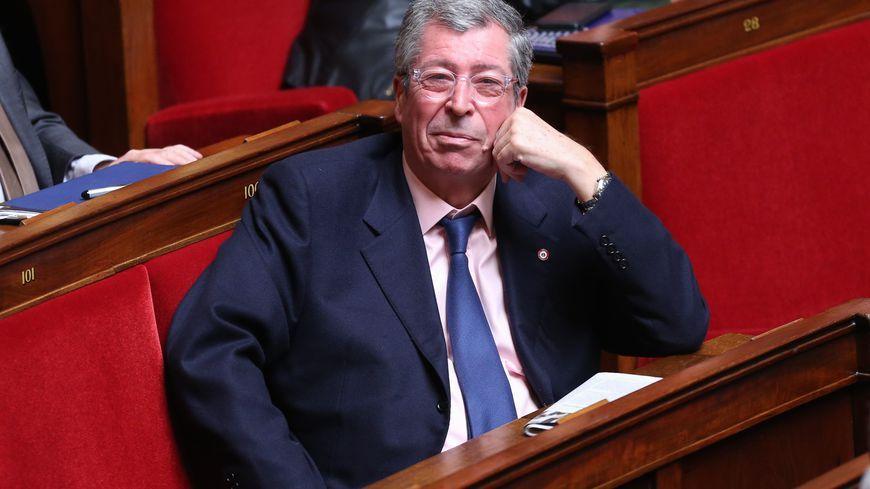 Patrick Balkany privé de son siège de député depuis juin 2017 et la loi sur le non-cumul des mandats.