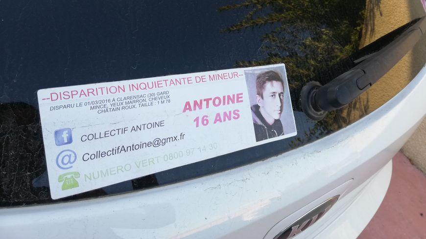 Les habitants du village restent mobilisés pour retrouver Antoine, deux ans après sa disparition.