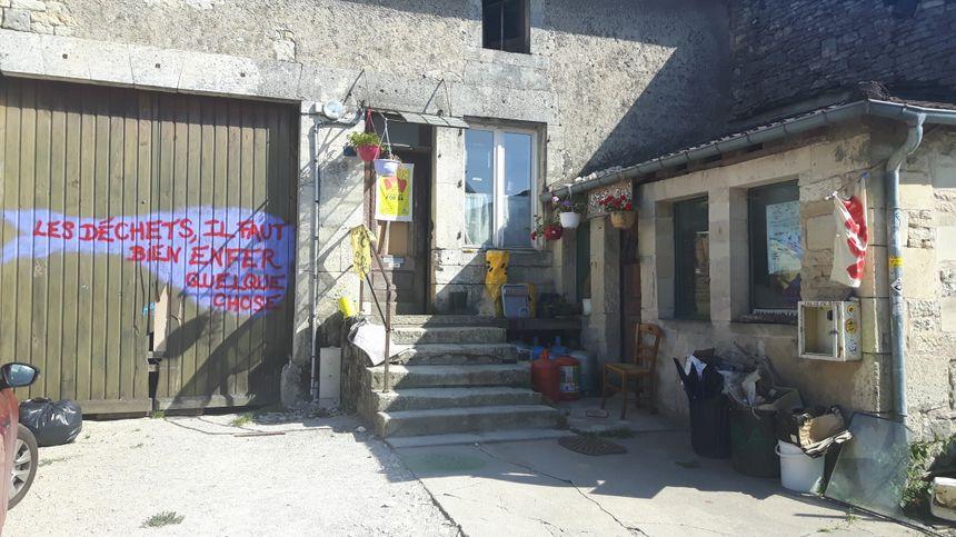 La maison des résistants à Bure