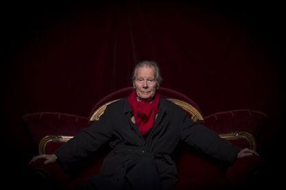 """Jean Piat (1924-2018), acteur et écrivain français, célèbre pour ses rôles dans """"Les Rois maudits"""" et les voix de Gandalf dans """"Le Seigneur des Anneaux"""", Peter O'Toole dans """"Lawrence d'Arabie""""..."""