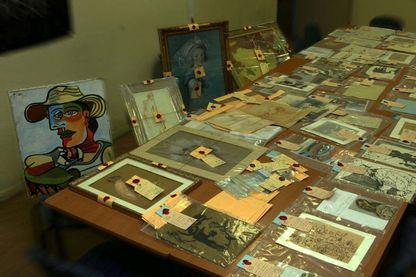 Peinture : le boom des faux tableaux low cost
