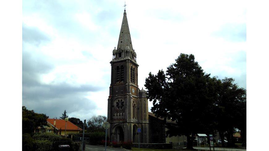 L'église de Téthieu est fermée depuis juillet 2016