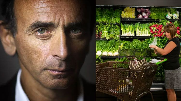 Zemmour/carrefour