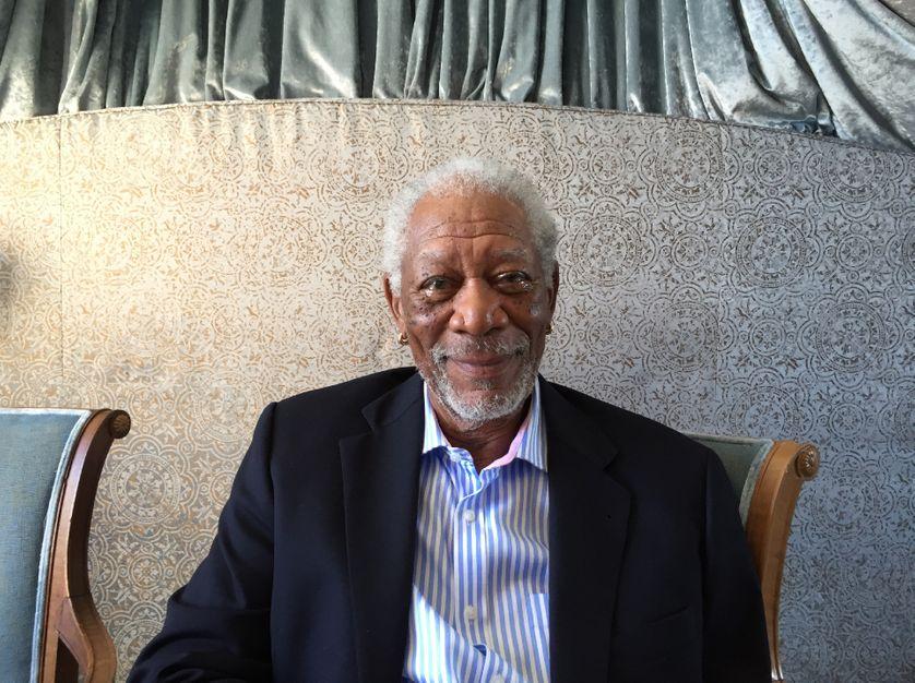 Morgan Freeman Les Deux Acteurs Dont J Ai Le Plus Appris C Est