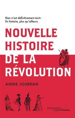 Annie Jourdan, Nouvelle histoire de la Révolution