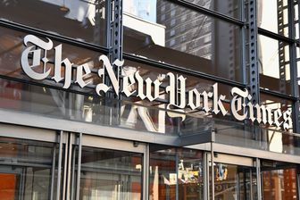 L'immeuble du New York Times
