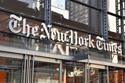 L'immeuble du New York Times