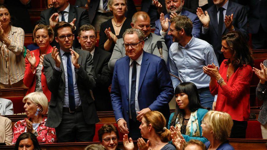 Richard Ferrand candidat ultra-favori de La République en Marche pour la présidence de l'Assemblée Nationale