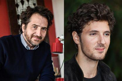 Edouard Baer et Vincent Lacoste
