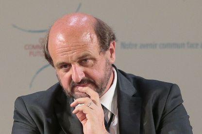 Hervé Le Treut, climatologue, à l'Unesco en 2015