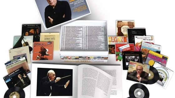 George Szell : The Complete Columbia Album Collection (Coffret de 106 CD Sony)