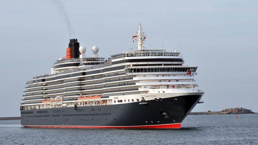 Le Queen Victoria fera à nouveau escale à Cherbourg en 2019.