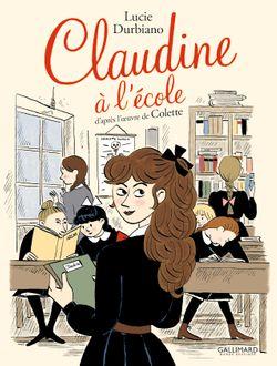 Claudine à l'école d'après l'oeuvre de Colette