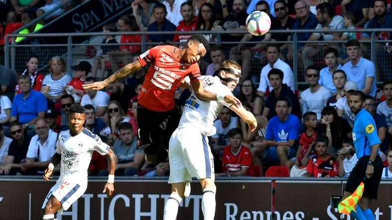 Plus vite, plus haut plus fort : le Bordeaux de Lukas Lerager n'a rien pu faire face à Rennes.