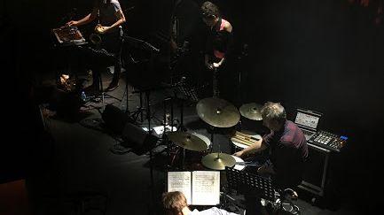 """Elodie Pasquier """"Mona"""" au studio de l'Ermitage le 24 septembre 2018"""