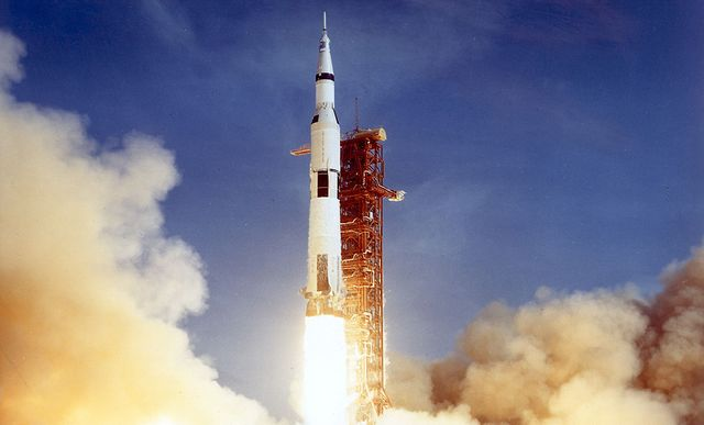 Apollo 11 - 16 juillet 1969