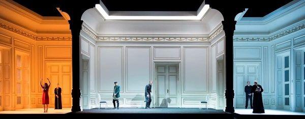 Opéra Bérénice (livret Michael Jarrell d'après Jean Racine, 2018)