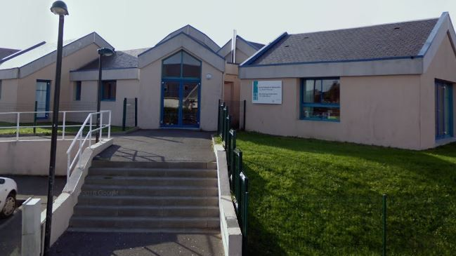 L'école publique bilingue de Plougerneau.