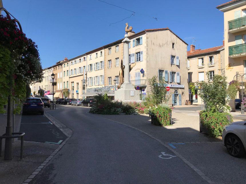 Le centre bourg  de Montbrison veut accroître l'attractivité de son commerce