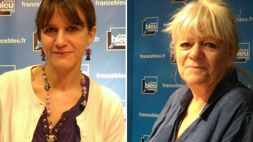 Karine Klein, Dominique Lafon.